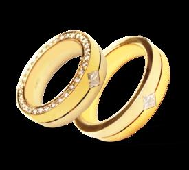 44ef0e15f14e Эксклюзивные обручальные кольца на заказ, купить оригинальные ...